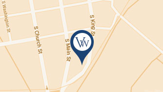 Google Map View of The Van Winkle Law Firm in Hendersonville, NC