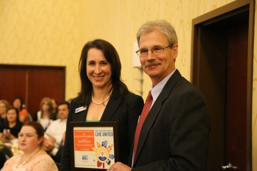 Attorney Heather Goldstein Wins United Way Award