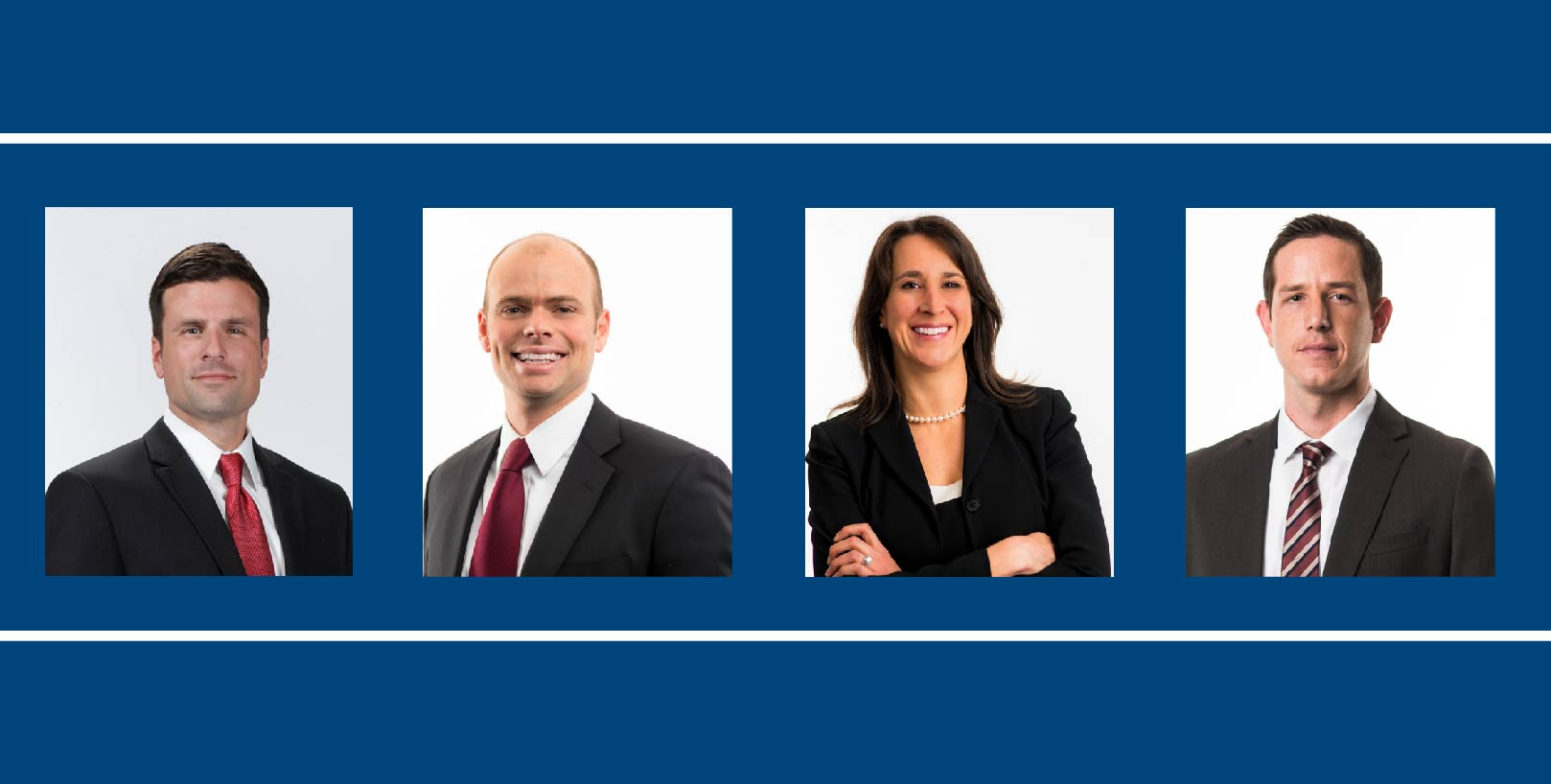 The Van Winkle Law Firm Congratulates our Newest Principals